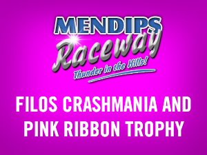 Filos Crashmania and Pink Ribbon Trophy