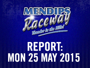 REPORT: Mon 25 May 2015